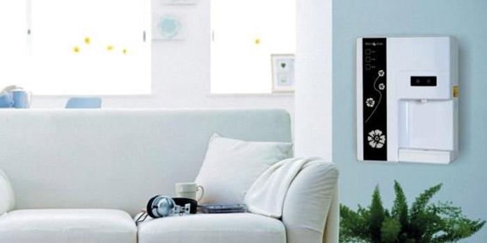 壁挂式饮水机有哪些优点?